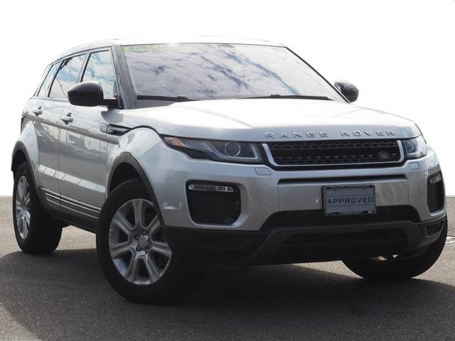 Certified Pre Owned 2017 Land Rover Range Rover Evoque Se 4d Sport