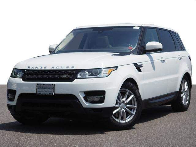 Certified Pre-Owned 2016 Land Rover Range Rover Sport 3.0L V6 Supercharged SE